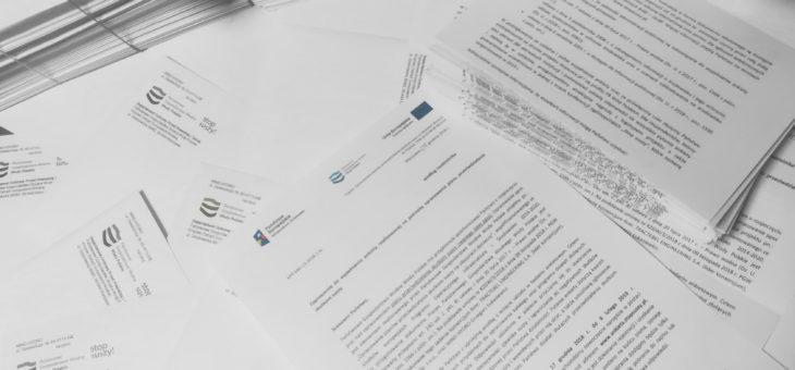 Ankietyzacja w ramach opracowania planu przeciwdziałania skutkom suszy