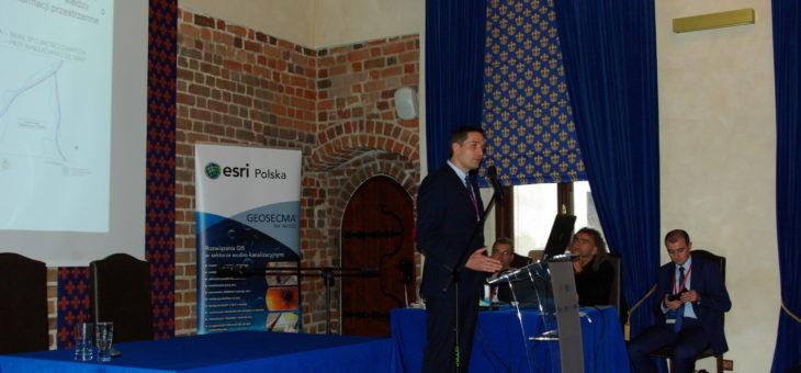 Konferencja 2016: GIS w nowoczesnym przedsiębiorstwie  mapywodkan.pl