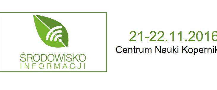 Konferencja Środowisko Informacji 2016