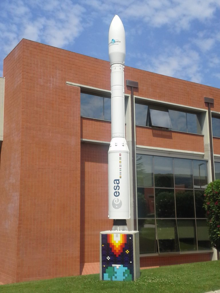projet dla ESA siedziba