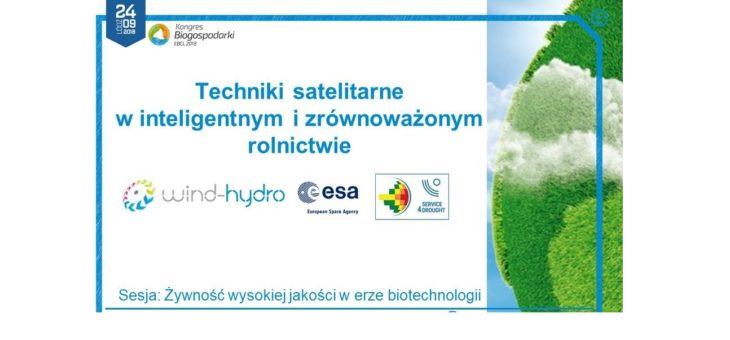 VI Międzynarodowy Kongres Biogospodarki Łódź 2018