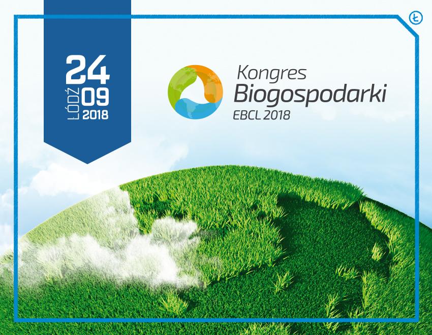 Kongres Biogospodarki Łódź 2018