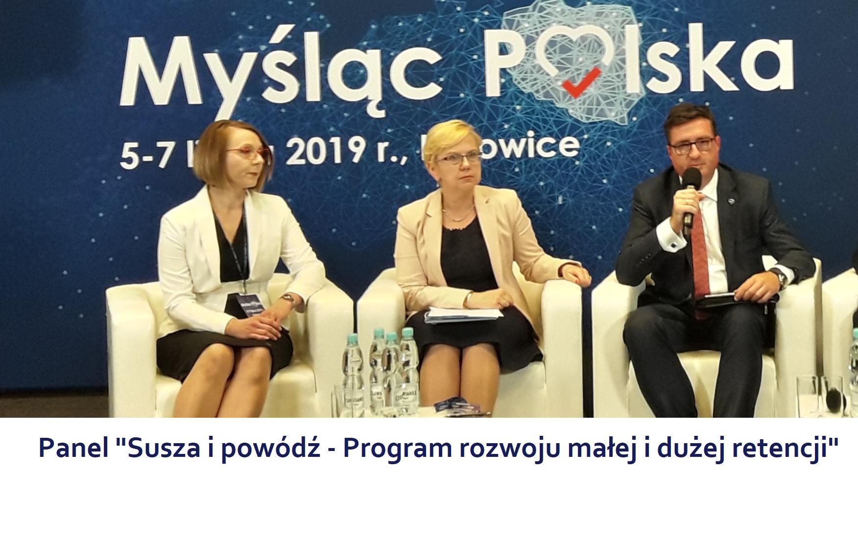 2019 Katowice panel susza powódz