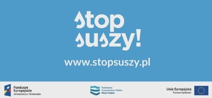Relacje mediów na temat projektu Stop suszy!