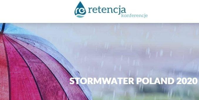 Stormwater Poland 2020 Deszcz Inspiracji