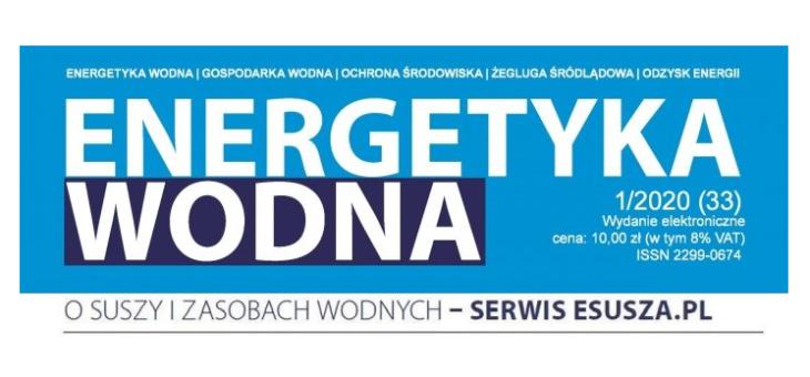 Energetyka Wodna o nowym serwisie esusza.pl