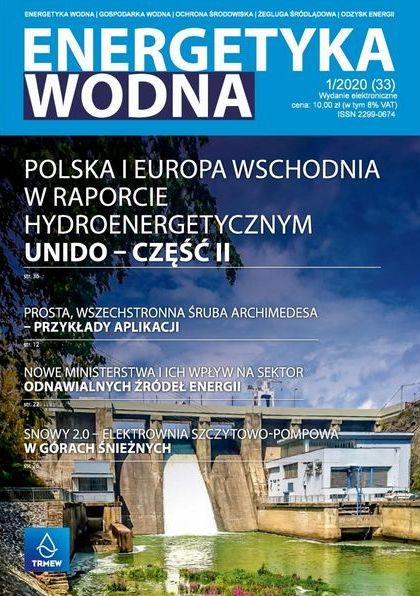 Energetyka Wodna 1/2020, serwis esusza.pl Service 4 Drought,