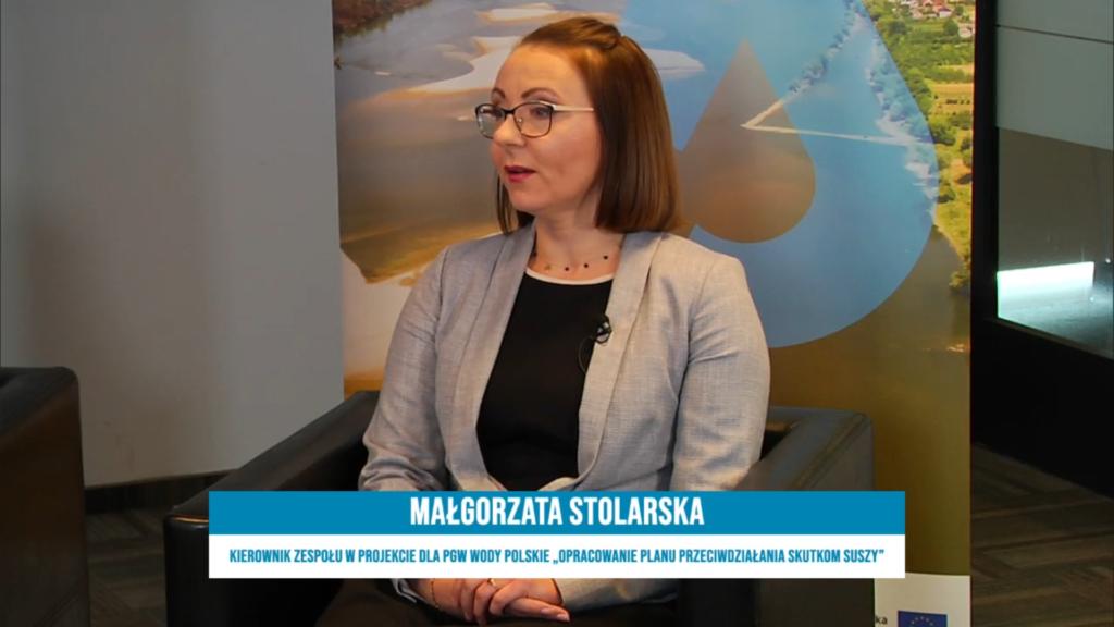 Konferencja stop suszy! 2020, PPSS, M. Stolarska