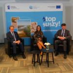 Konferencja stop suszy! 2020 panel dyskusyjny
