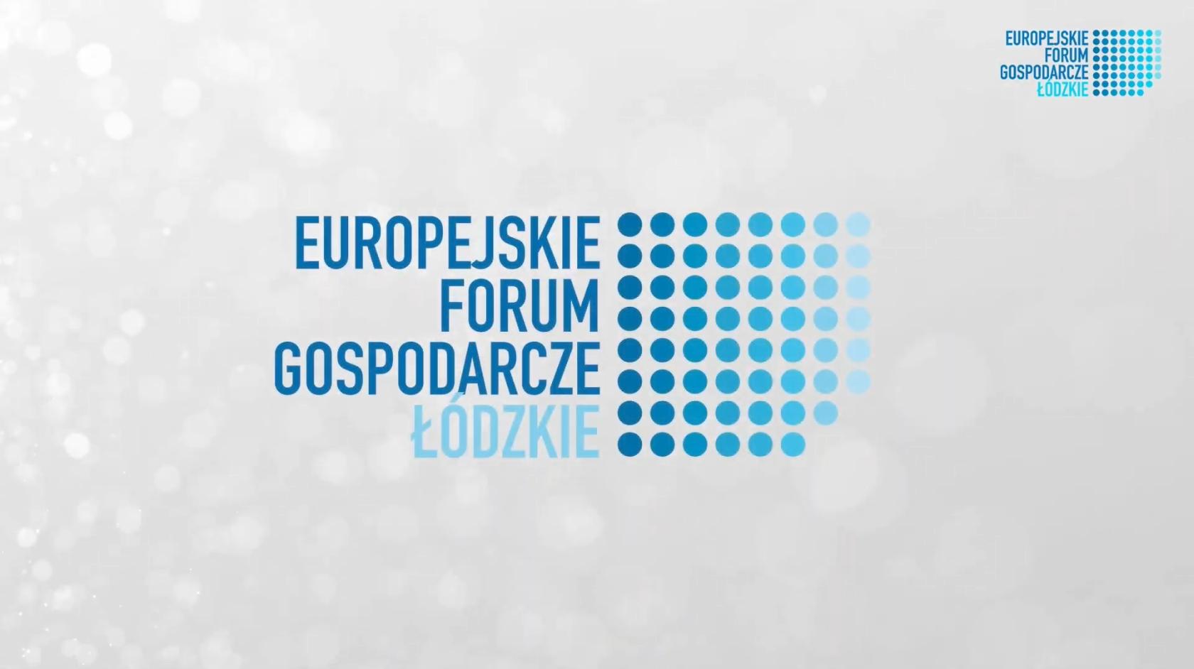 XIII Europejskie Forum Gospodarcze 2020