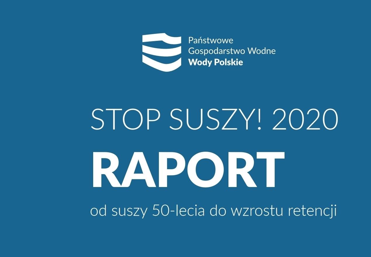 raport stop suszy 2020
